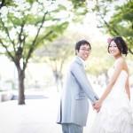 結婚記念の記念樹はいかがですか?