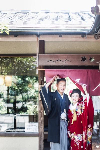 京都 和装ロケーションフォト