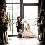ベールダウン ~結婚式当日の写真~