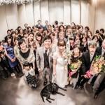 大阪イチの披露宴よりも2人が幸せな結婚式を…