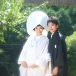 お城での結婚式