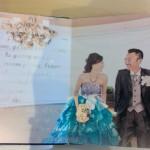教会の鐘の音に結婚式への想いを馳せる
