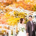 秋らしい結婚式はいかがですか