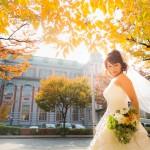 王道の結婚式スタイルを撮影してみませんか