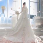 結婚式での「祝福シャワー」のバリエーションが増えています
