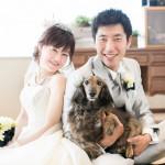 結婚式を彩る「縁起のいい動物」たち
