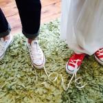 倹約家カップルにお勧めする、自作の婚姻届と記念撮影