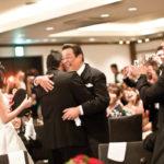 結婚式は人生の中で感動号泣できる数少ない日